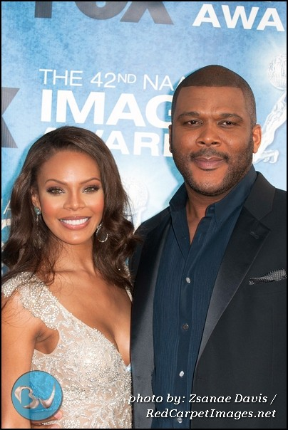 tyler perry wife. Tyler Perry and Crystal