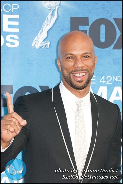 common rapper 2011. Rapper and Actor Common