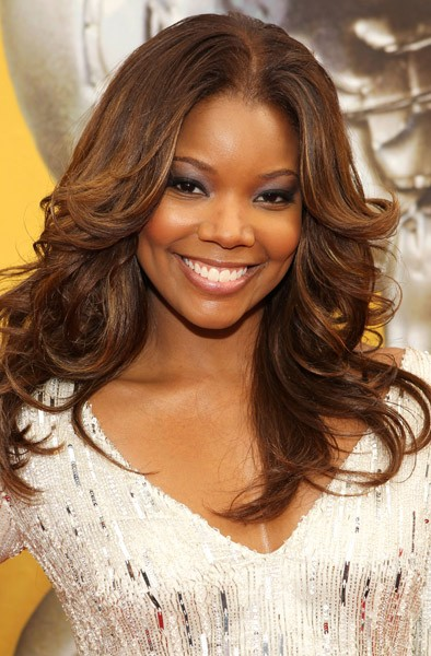 Gabrielle Union at the 2010 NAACP Image Awards