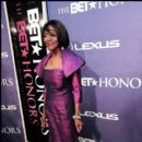 Actress Cicely Tyson on the red carpet at the 2012 BET Honors
