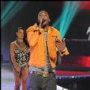 Meek Mill raps at 2012 BET Rip the Runway