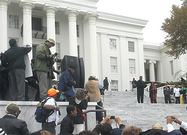 Jesse Jackson Speaking