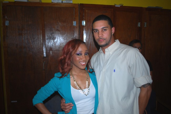 Dondria and Stephan Butler