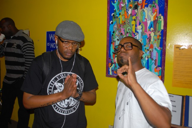 Backbone and Sonny G  (9th Anniversary Show)