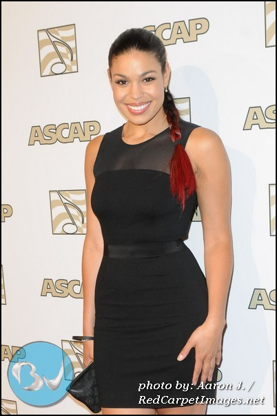 Jordin Sparks arrives to the 25th Annual ASCAP Rhythm and Soul Awards