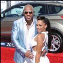 Melyssa Ford and Flo Rida