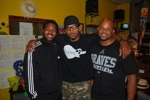 Troy, Rodney, and Jeremy (Nightfly Ent and Grassroots Marketing)