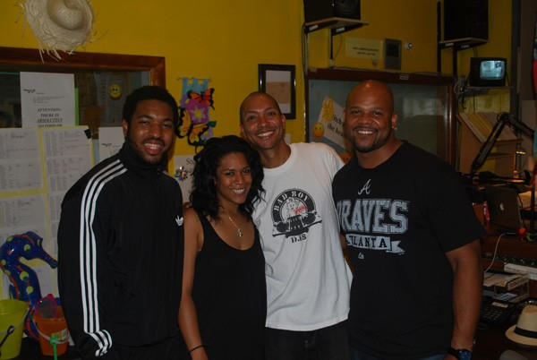 Troy, Isabel, Gerald, and Jeremy (Nightfly Ent)