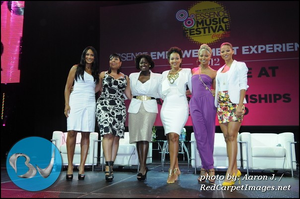 Cynthia Bailey, Shirley Strawberry, Charreah Jackson, LisaRaye McCoy, Eva Marcille, Denise Vasi