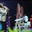 Pastor Kim Burrell performs a tribute to Mary Mary