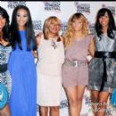 "The panelist for the discussion on ""Families in the Name of Love"" included Tamar and Trina Braxton, Erica Campbell, and others"