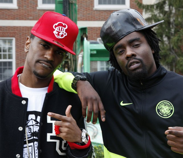 Big Sean and Wale
