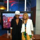 Cynthia Bailey & Tashawnya Menefee (founder of the Show Me the Way Foundation)