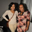 Angela Watts, President of AW Media Group and Christal Danielle Jordan, President of Enchanted PR
