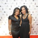Devyne Stephens Holiday Gala (Angela Watts and Christal Jordan)