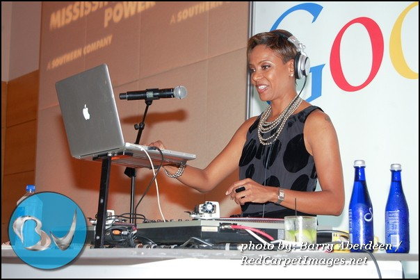 MC Lyte was the DJ for the 2012 Essence Evening of Excellence