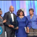 Congresswoman and Honoree Corrine Brown with her colleagues