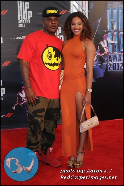 Sean Garrett and his Date