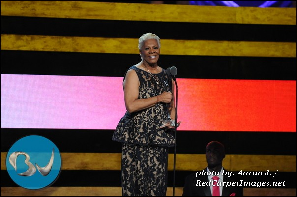 Honoree Dionne Warwick