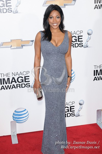 Actress Kellita Smith