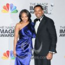 NBC's Deception Co-Stars Meagan Good and Laz Alonso