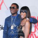 Meek Mill and Kelly Rowland