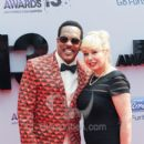 Charlie Wilson and his Wife