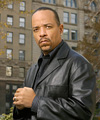 Ice-T on Law & Order