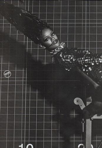 Rihanna Vogue Cover - Mouth