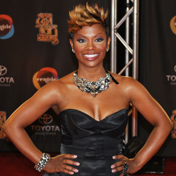 2009 Soul Train Awards Red Carpet - Kandi Burruss