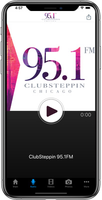 ClubSteppin iPhone App