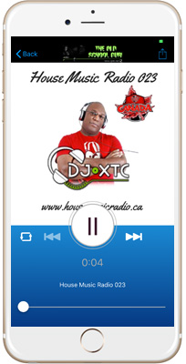 DJXTC FREE MIXES  iPhone App