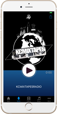 KCMIXTAPES iPhone App