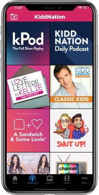 KiddNation iPhone App