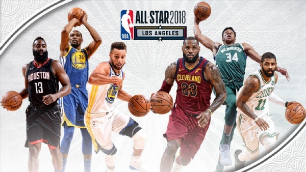 NBA All-Star Starters Announced: LeBron James & Stephen Curry Selected As Team Captains