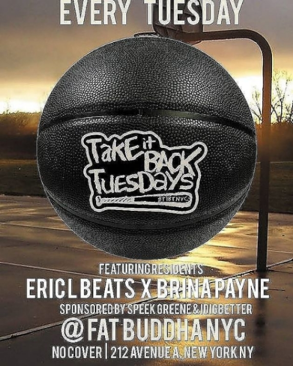 Take It Back Tuesday w/ DJ Raw Beatz