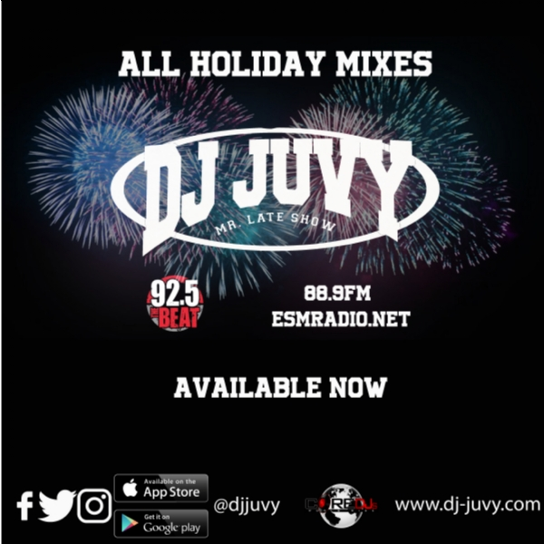 All Holiday Mixes are available now