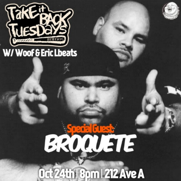 Take It Back Tuesday 10/24/17