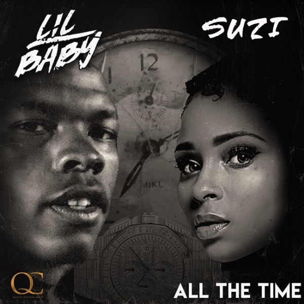 New Music Suzi Ft Lil Baby All The Time