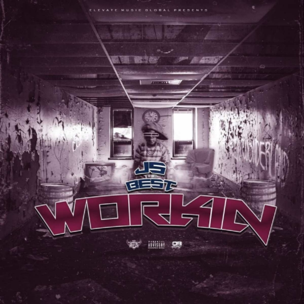 #NewMusic  Workin by JS The Best on Cinco Nation DJs Mobile App #Rap