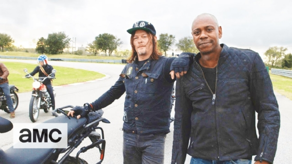 Dave Chappelle On A Low Country 'Ride With Norman Reedus' (Video)