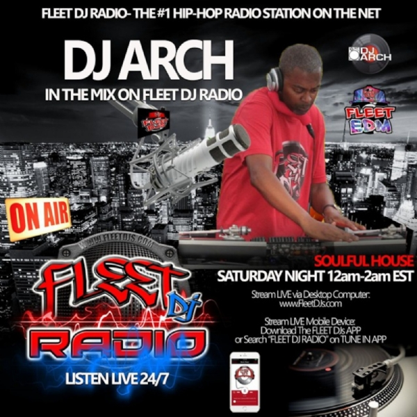 DJ ARCH Soulful House Mastermix (Mix#158)
