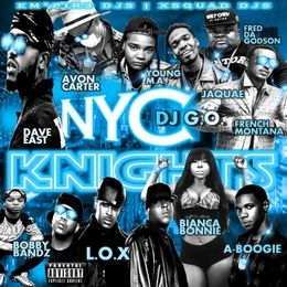 DJ G.O.  NYC KNIGHTS VOL. 1