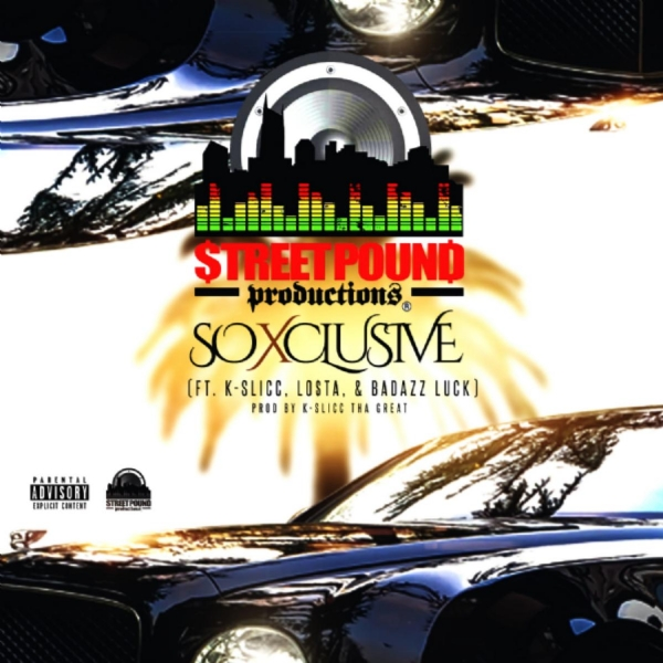 STREET POUND's New Release will feature the future of Street Pound, artist/producer, K-SLICC...