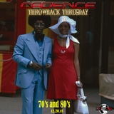 This week is 70's and 80's for Thorwback Thursday! Turn it up and get yo boggie on!!
