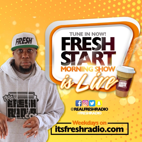 #motivationmonday #FreshStart LIVE w/a Morning Dance Party @freshtopiaVA
