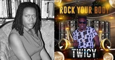 "Star poetess / author Markisha Wyett Bunn speaks on Twicy's ""Rock Your Body"""
