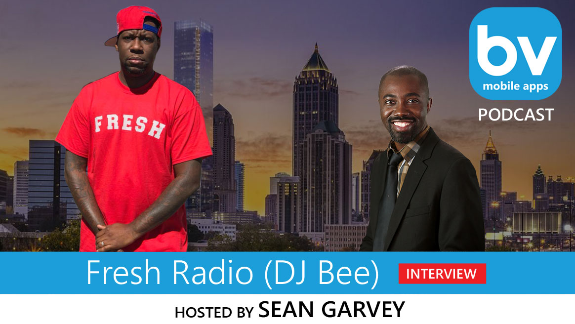 PODCAST: DJ Bee of Fresh Radio Talks Running His Own Radio Station and DJing