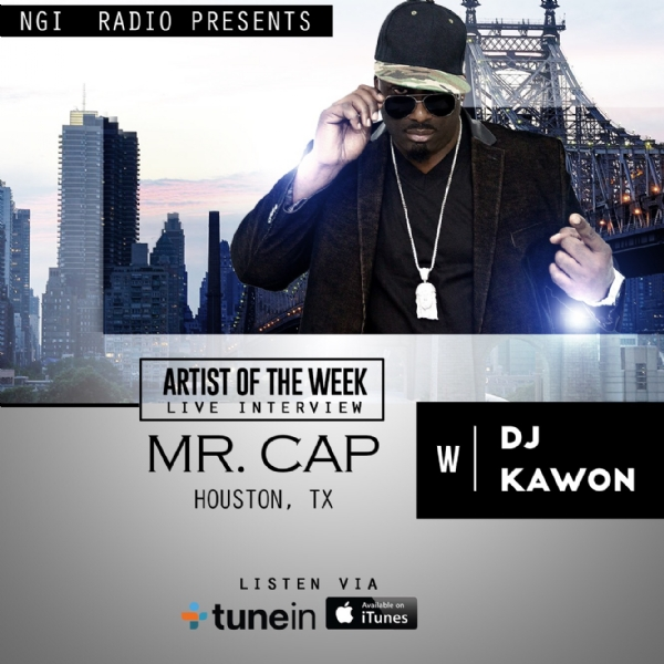 The Mixtape Show Goes To Houston Tonight