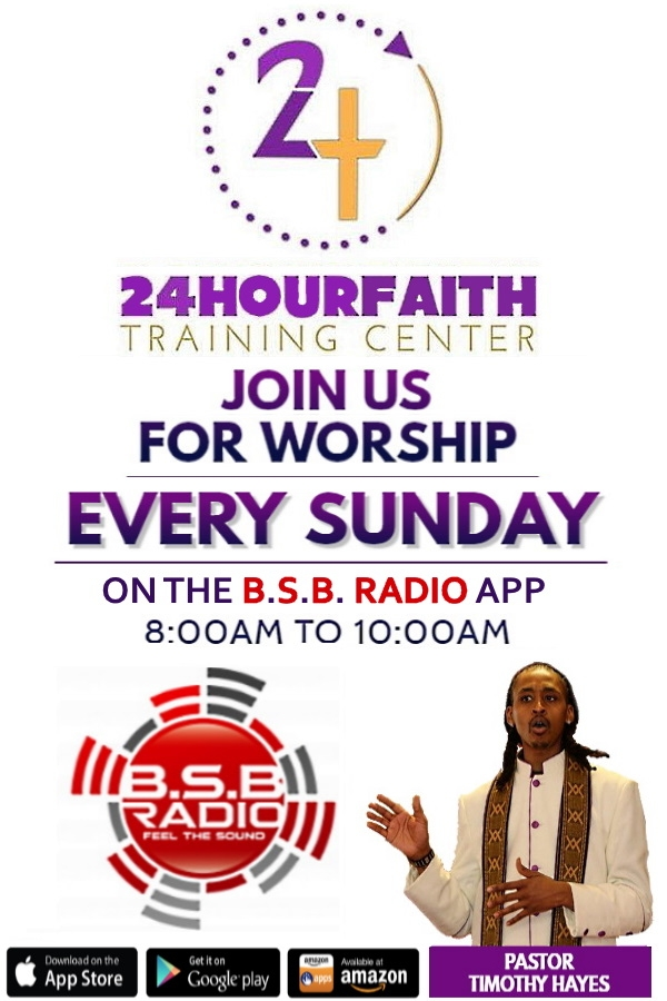 24 Hour Faith Training Center